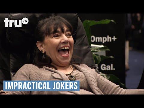 Impractical Jokers - Foot Rubs From Sal | truTV
