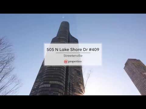 505 N Lake Shore Drive #409, Chicago, IL 60611