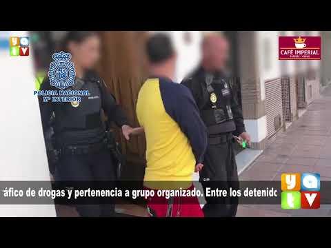 Desarticulada una organización dedicada al tráfico de cocaína a través del puerto de Algeciras