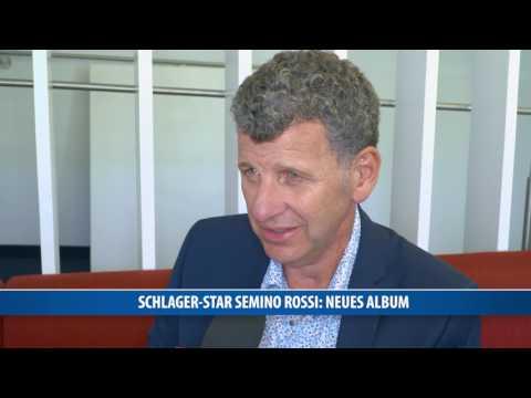 Schlager-Star Semino Rossi über neues Album
