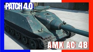 AMX AC 48 Tier VIII Patch 4 0 World of Tanks Blitz