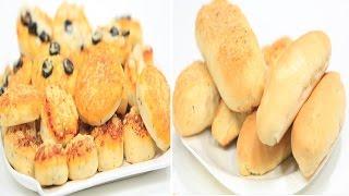 ميني بيتزا - خبز الفينو - حلاوة طحينية - حلاوة طحينية بالشيكولاتة | على قد الإيد حلقة كاملة