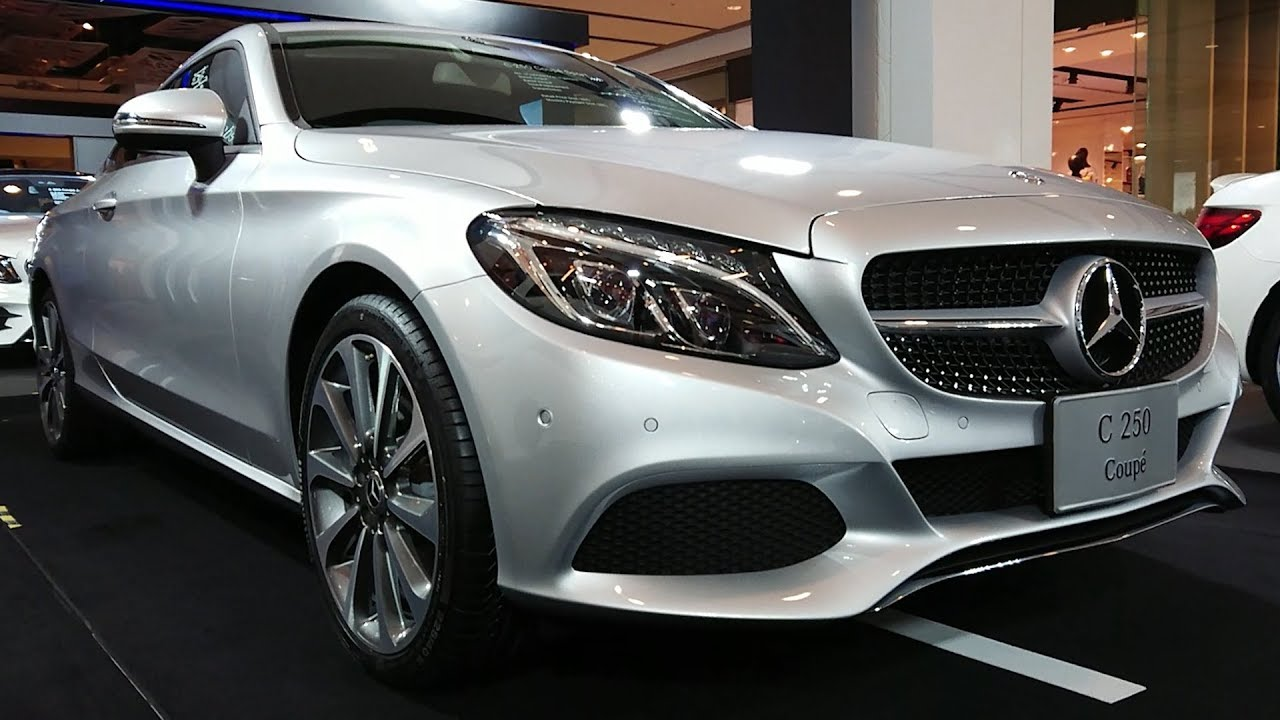 Mercedes-Benz C-Class Phiên bản Coupe Sport C250