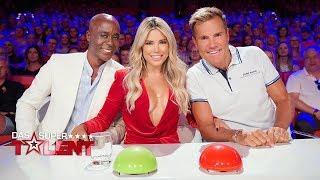 Das Supertalent 2018 | Folge 02 am 22.09.2018 bei RTL und online bei TV NOW