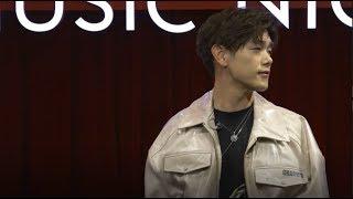Eric Nam | YouTube Music Night Seoul | Honestly (Acoustic English Version) (No Shame) (Live)