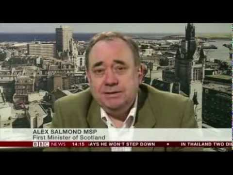 England can look after Scotland oil much better  do the English think the Scots are all stupid