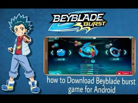 How To Download Beyblade Burst Game For Android In Game Battle