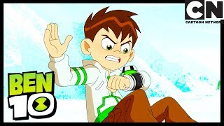 Ben 10 Italiano | Robot con le emozioni | Cartoon Network