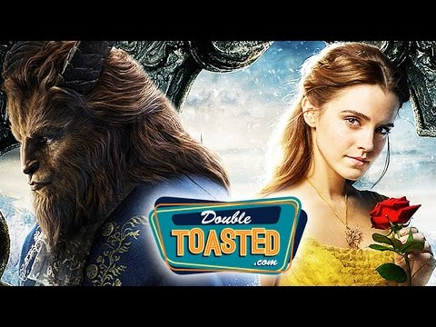 BEAUTY AND THE BEAST (2017) MOVIE REVIEW - Double Toasted Review