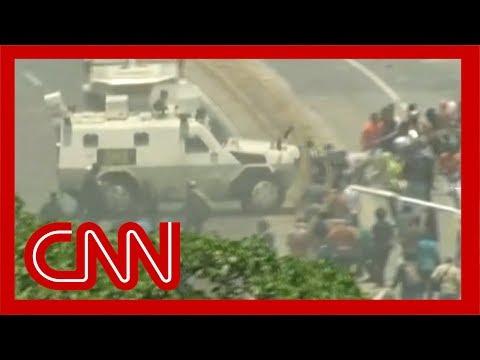 Gaby Calderon - Gobierno venezolano saca del aire de TV a BBC Mundo, CNN y RCR