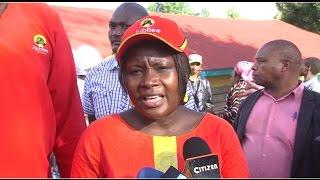 Supporters of Cecily Mbarire endorses PNU's Kithinji Kiragu for Embu gubernatorial seat