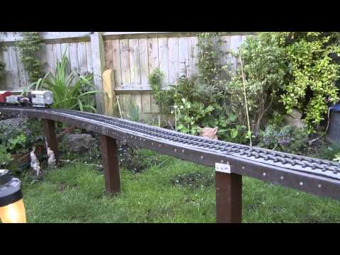 Gauge One Small Garden Railway