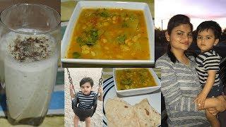 #Summer Special Vlog: Sharing Veg Recipes- Masala Chaas, Lauki Chana Daal Subzi | Real Homemaking