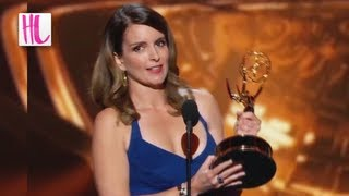 Tiny Fey Suffers Nip Slip At Emmys 2013 & More