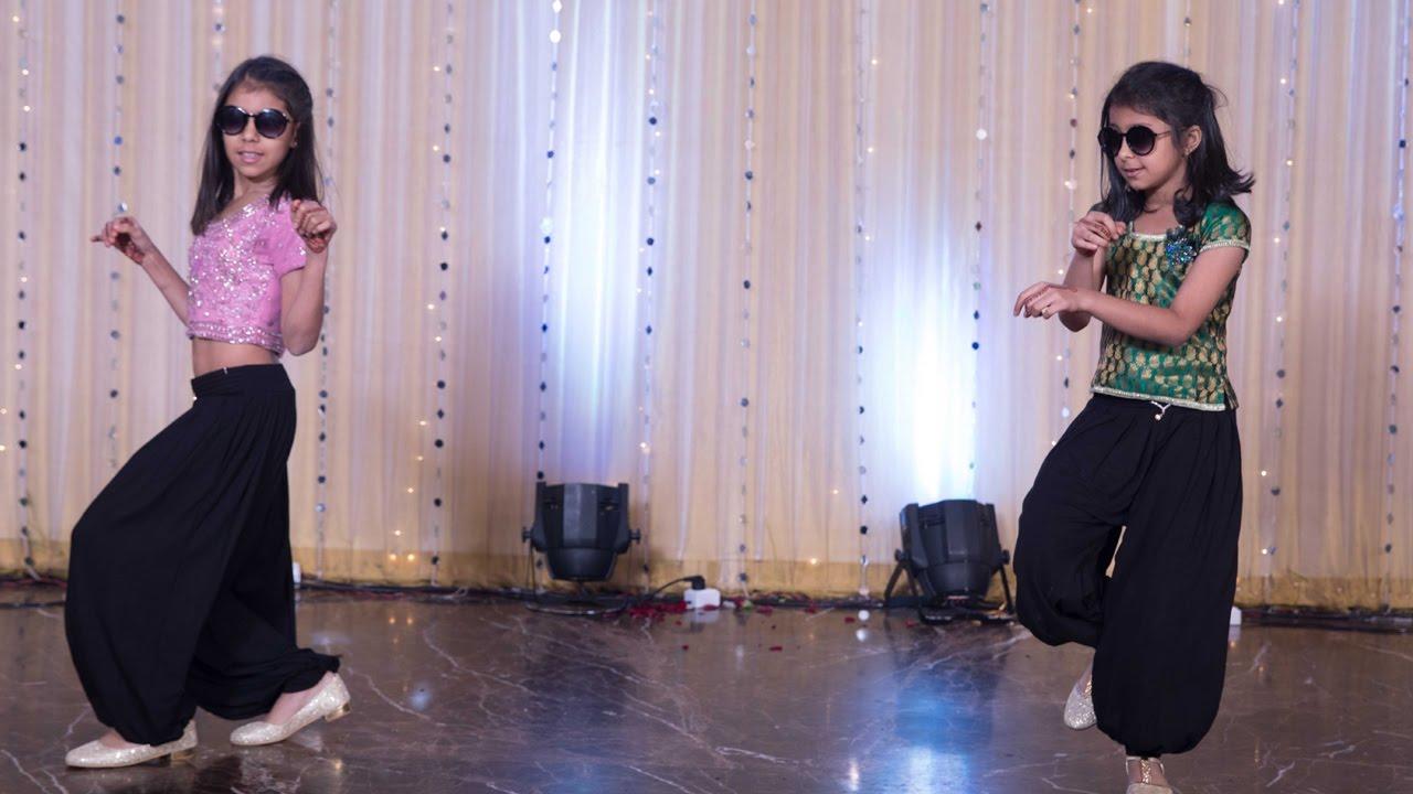 chashmaranjan sangeet kids dance kala chashma song youtube