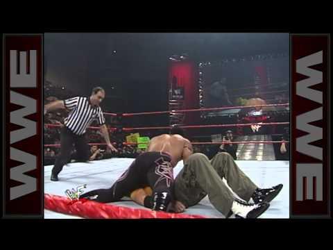 Hardy Boyz vs. Acolytes  World Tag Team Championship Match: Raw, July 5, 1999