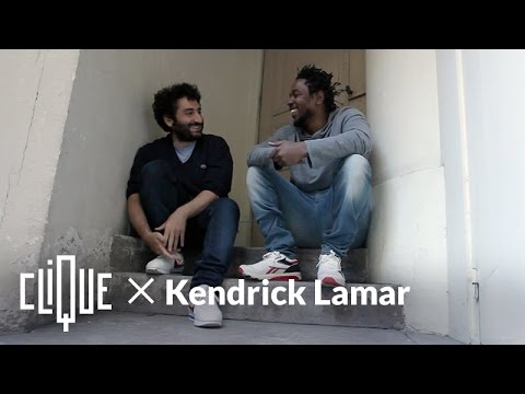 Kendrick Lamar : How To Clique a Butterfly