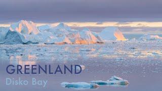 Greenland Disko Bay Photo Tour