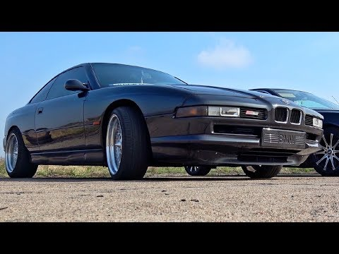 BMW 850 CSI E31 Alpina B12 5.0 BiTurbo Coupe sound. Hello and welcome to the Car Acceleration TV channel. In this video you can see a very rare BMW ...