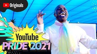 The Trans Chorus of LA Perform LIVE   YouTube Pride 2021