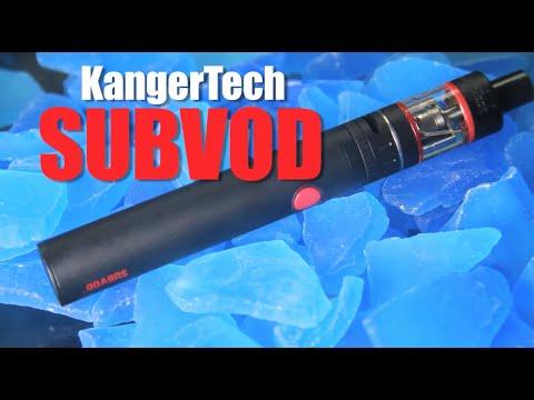 Subvod Starter Kit by Kanger