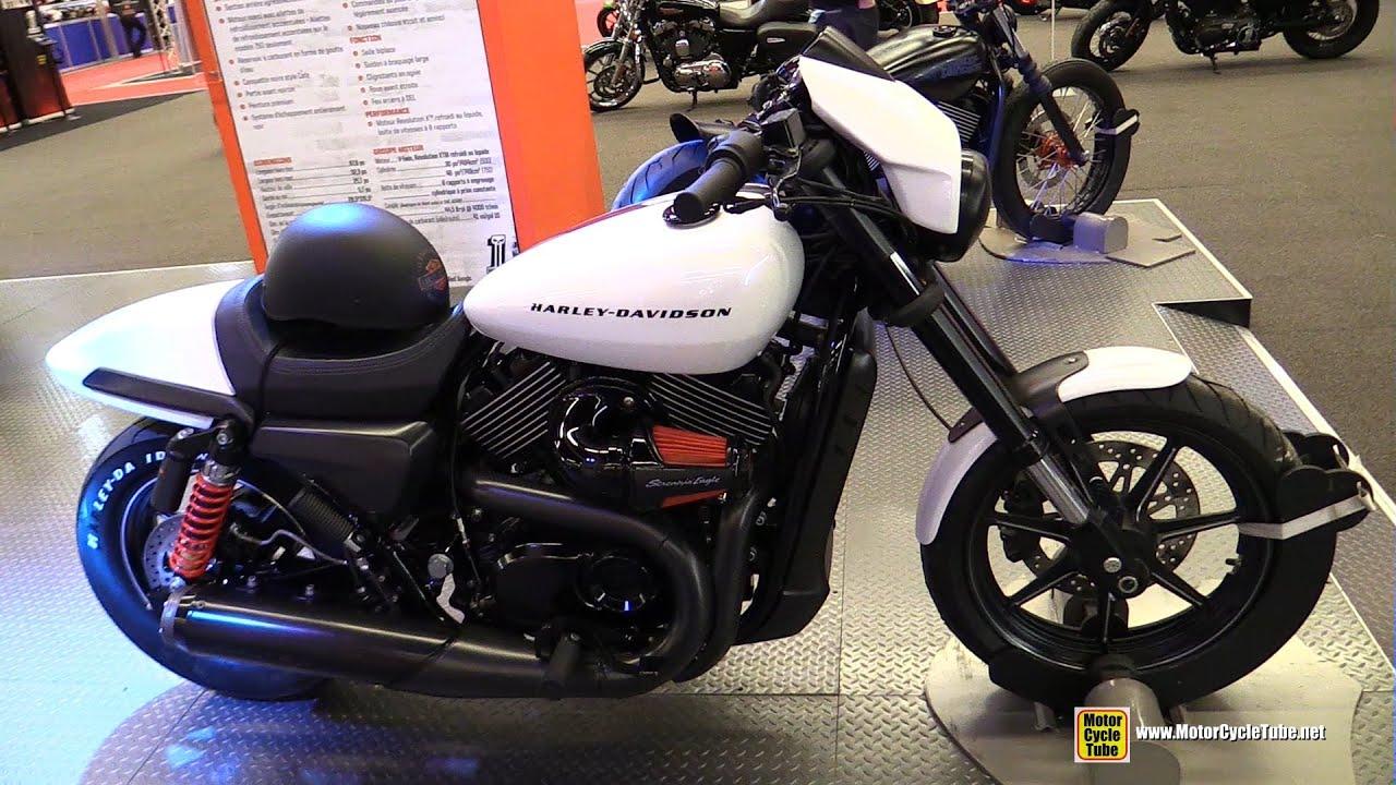 2015 Harley-Davidson Street 500 By Dark Custom