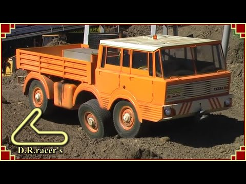 RC Models at TruckFest08 - part 1