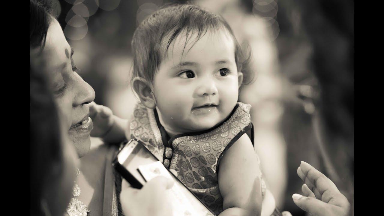 Baby Photography   Debanshi Rice Ceremony   Candid Video