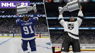 NHL 21 BE A PRO #39 *THE FINALE*