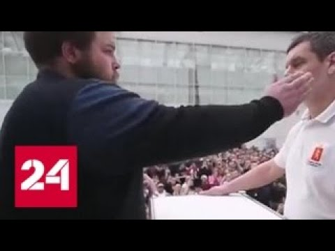 В Красноярске прошел чемпионат по оплеухам