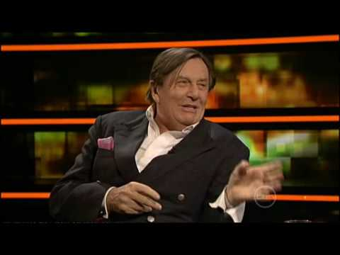 Barry Humphries interview on ROVE (2009)