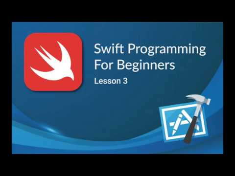 Swift Tutorial in Malayalam for Beginners(2019): Lesson 3 thumbnail