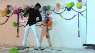 Dil Na Diya Dance Video Bollywood Style, Performence On Stage Coreograph By Raja Dance