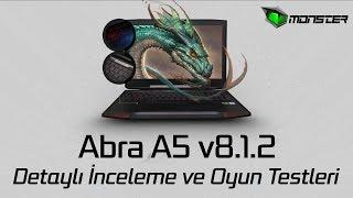 ABRA A5 V8.1.2 Detaylı İnceleme ve Oyun Testleri