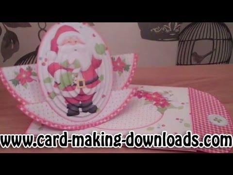 How To Make A Stepper Rocker Card www.card-making-downloads.com