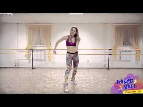 Популярный танец Zumba Fitness в Благовещенске