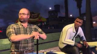 GTA V Storymode Lester mission #1 Hotel assination with stock market cheat