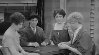 Бриджевая сценка из фильма 1930 года.
