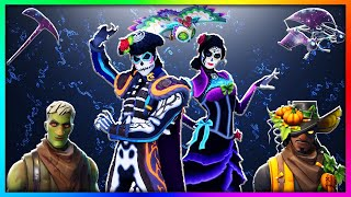 "LEAKED ""Brainiac, Dante & Rose!"" NEW Legendary Skins in Fortnite: Battle Royale SEASON 6!"