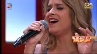 Vanessa Silva & David Antunes - És o meu final feliz (A Tarde é Sua - Som ao vivo)