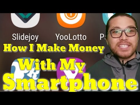 The Paying Smartphones Applications I Use On My Personal Phone For Free Paypal & Giftcards