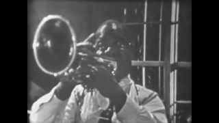 Louis Armstrong 1954 as King Oliver - The Emergence Of Jazz -2 sides