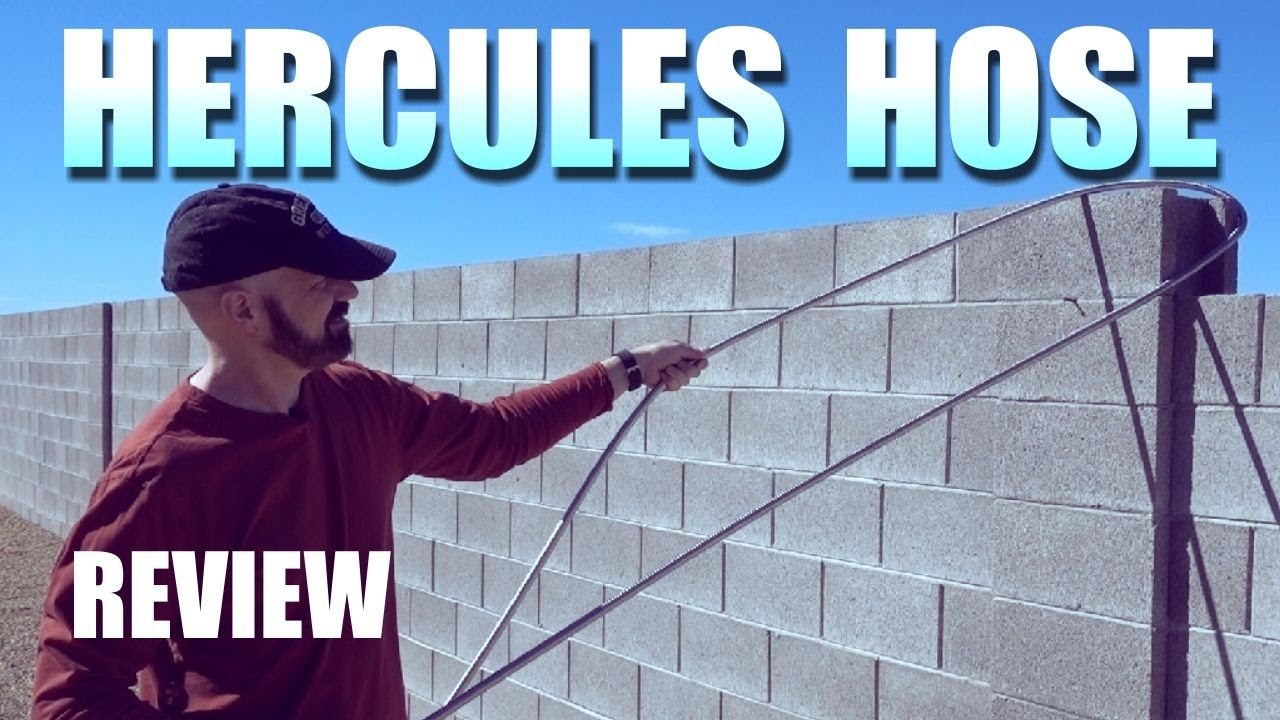 Hercules Hose Review First Look Youtube