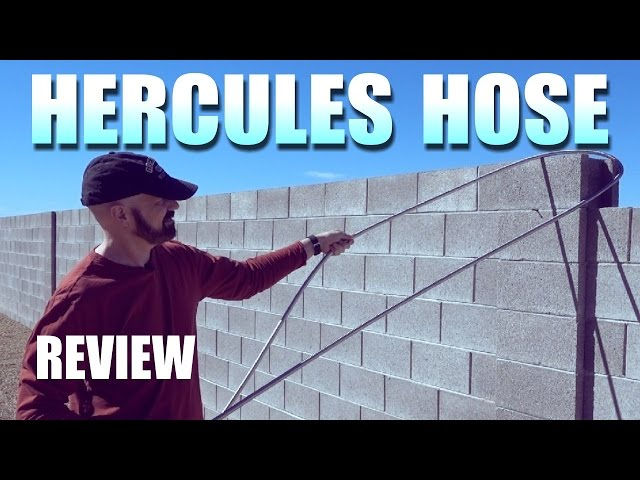 Hercules Hose Review: First Look