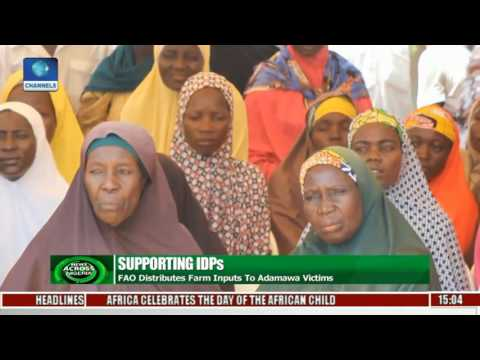 News Across Nigeria: WFP Appeals For $172mn As Farmine Looms