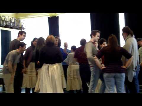 SUSANNAH rehearsal clip March 2012