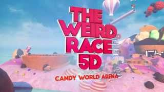 The Weird Race 5D – Movie trailer