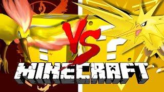 minecraft pokemon lucky block challenge   2v2 legendary battles