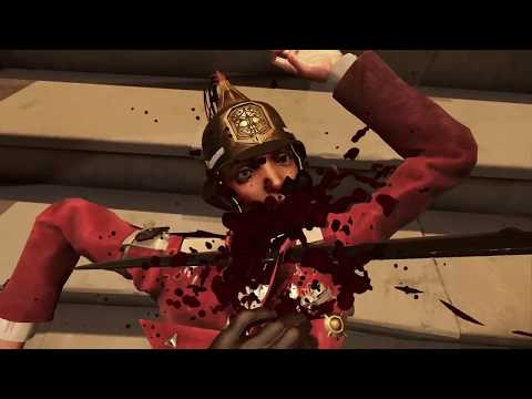 Dishonored: Death of the Outsider (The Bank Heist/Stealth High Chaos)