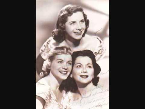 The Fontane Sisters - Seventeen (1955)